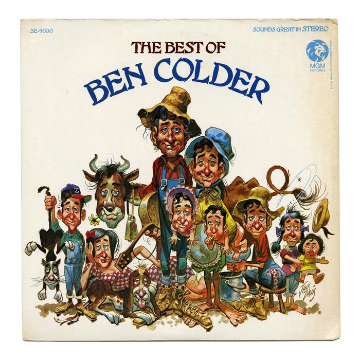 The Best of Ben Colder