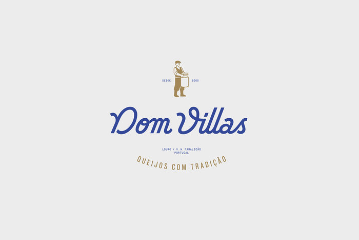 Dom Villas rebranding proposal 5