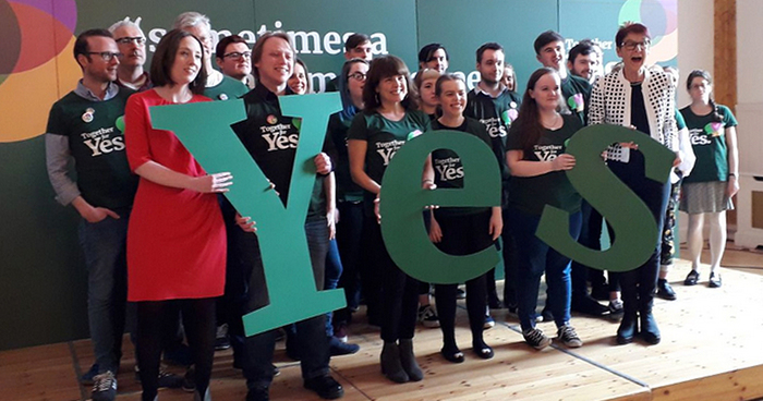 Together For Yes 4