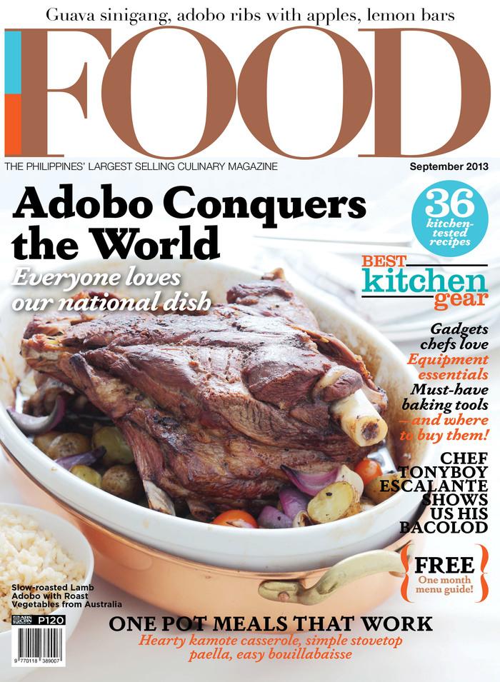 Food magazine 6