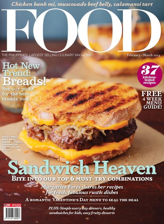 Food magazine 1