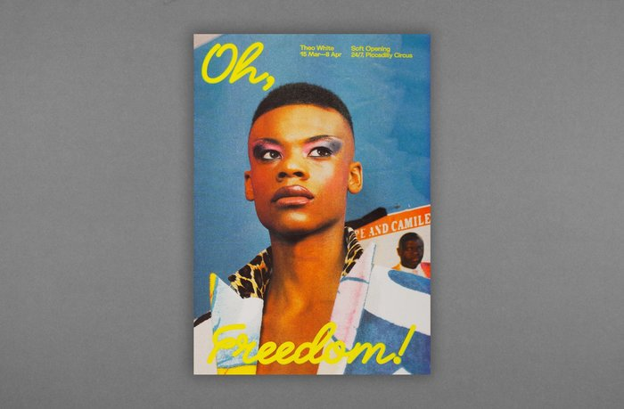 Oh, Freedom art exhibition by Theo White 1