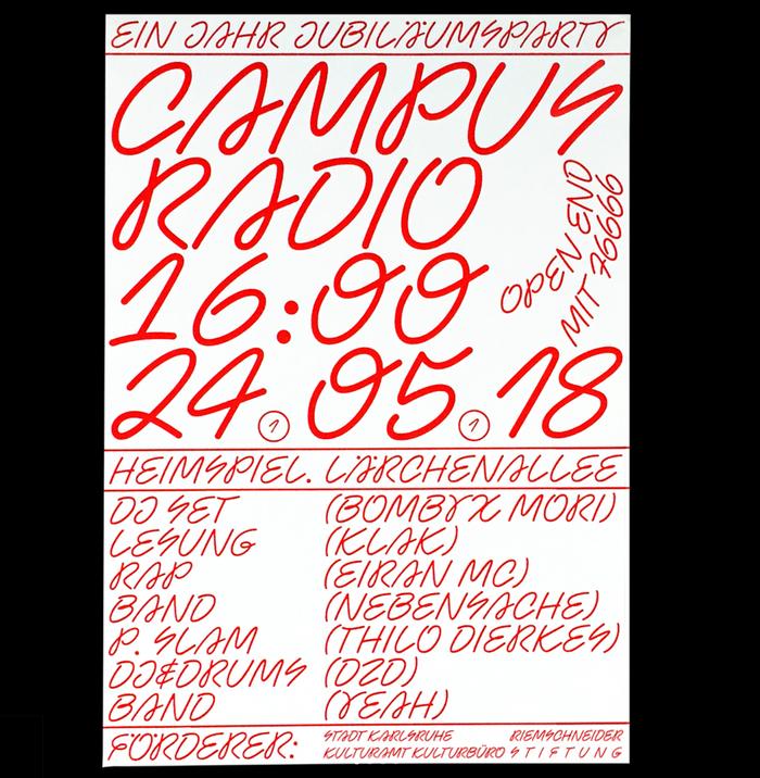 Campusradio Karlsruhe 1