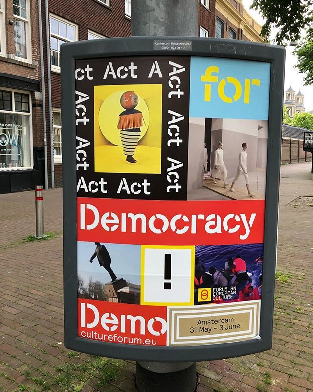 Act For Democracy 1