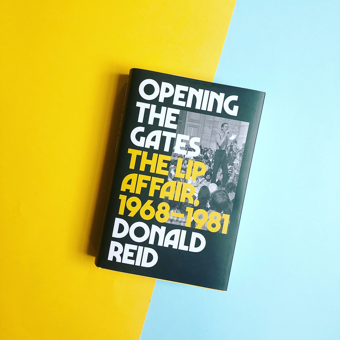 Opening The Gates — Donald Reid 1