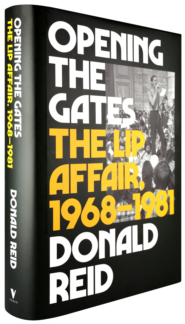 Opening The Gates — Donald Reid 3