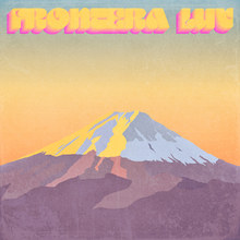 Dor – <cite>Frontera Luv</cite> album art