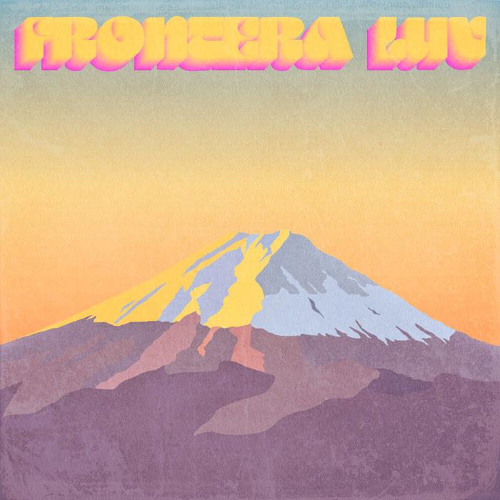 Dor – Frontera Luv album art 1
