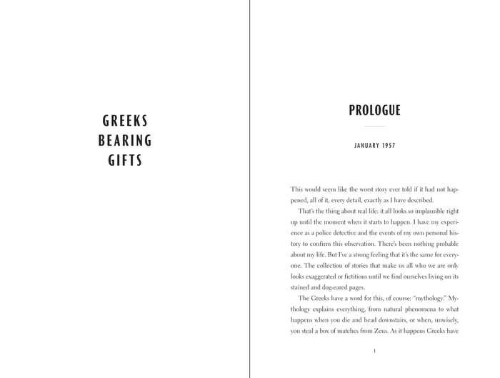 Interior design by Nicole LaRoche, with headings in Ocean Sans Condensed and Futura Condensed. The text typeface seems to be Electra.