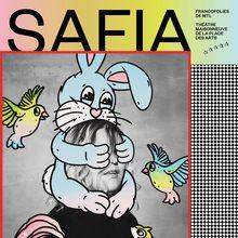 Safia Nolin poster