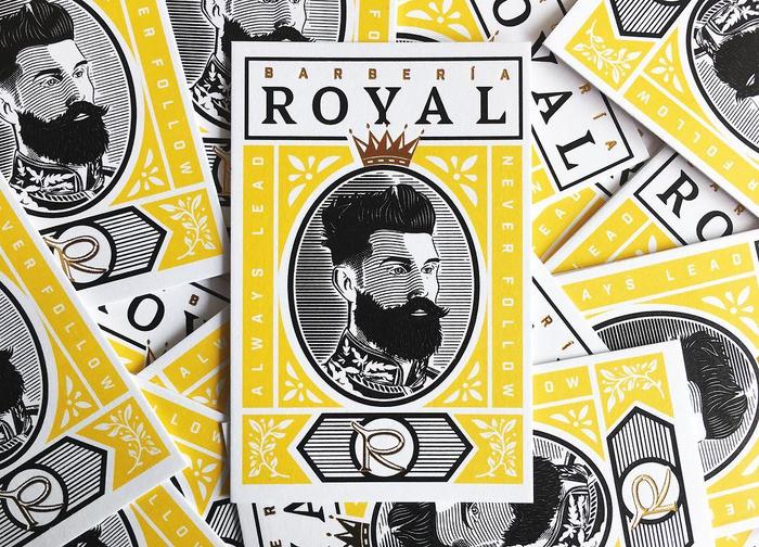 Barberia Royal 4