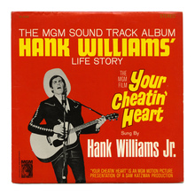 <cite>Your Cheatin' Heart (Hank Williams' Life Story)</cite>