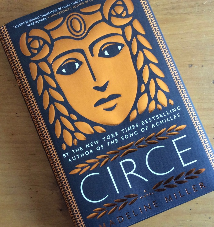 Circe By Madeline Miller Little Brown Fonts In Use