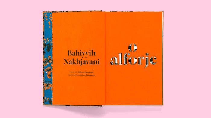 O Alforje by Bahiyyih Nakhjavani 5