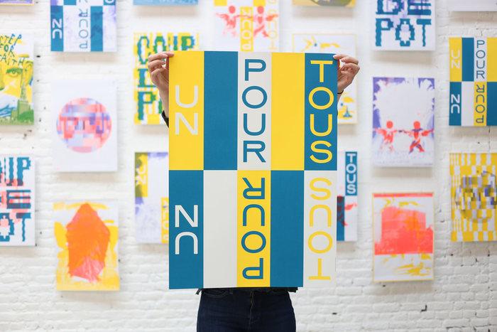 Sarah Boris' Combo Combo poster 1