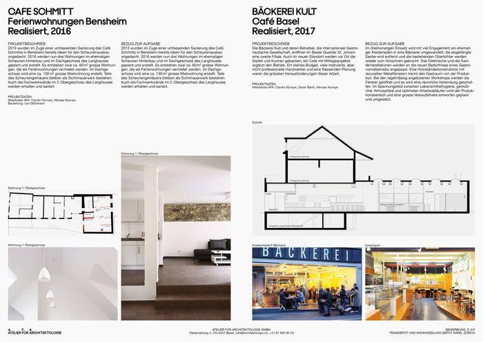 Atelier für Architektologie 3