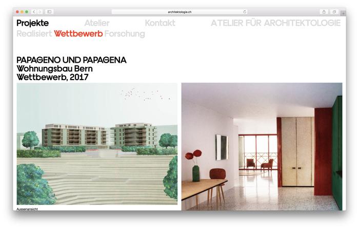 Atelier für Architektologie 6