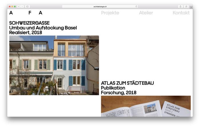 Atelier für Architektologie 5