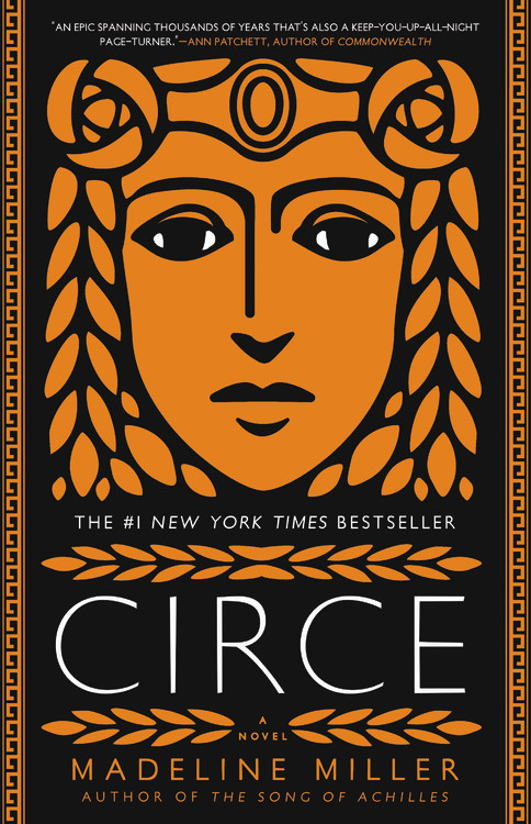 Circe by Madeline Miller (Little, Brown) 3