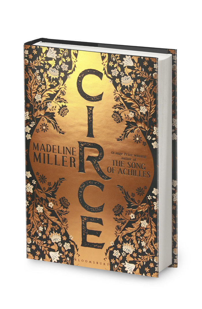 Circe by Madeline Miller (Bloomsbury) 2