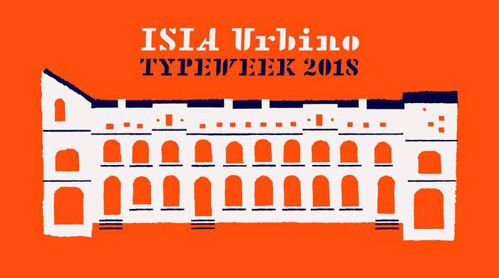 ISIA Urbino Type Week 2018 4