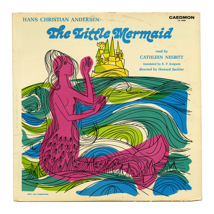 The Little Mermaid album art