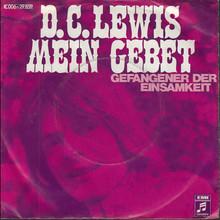 """""""Mein Gebet"""" / """"Gefangener der Einsamkeit"""" – D.C.<span class=""""nbsp"""">&nbsp;</span>Lewis"""