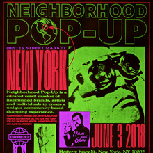 Neighborhood Pop-Up