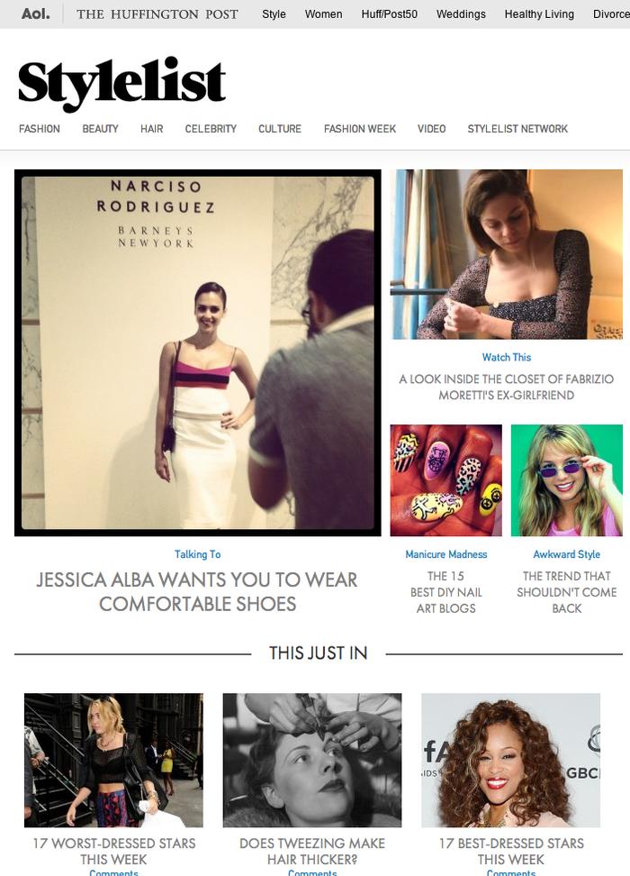 Stylelist.com 3