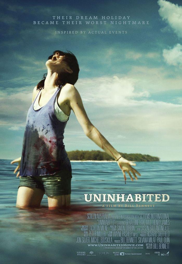 Uninhabited Movie Posters 1