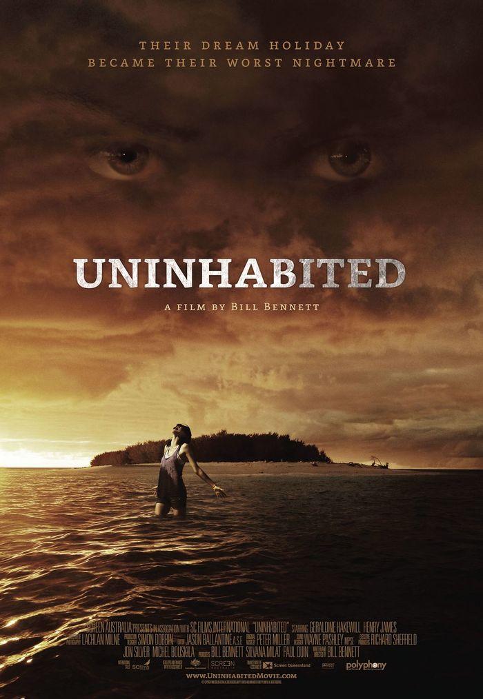 Uninhabited Movie Posters 2
