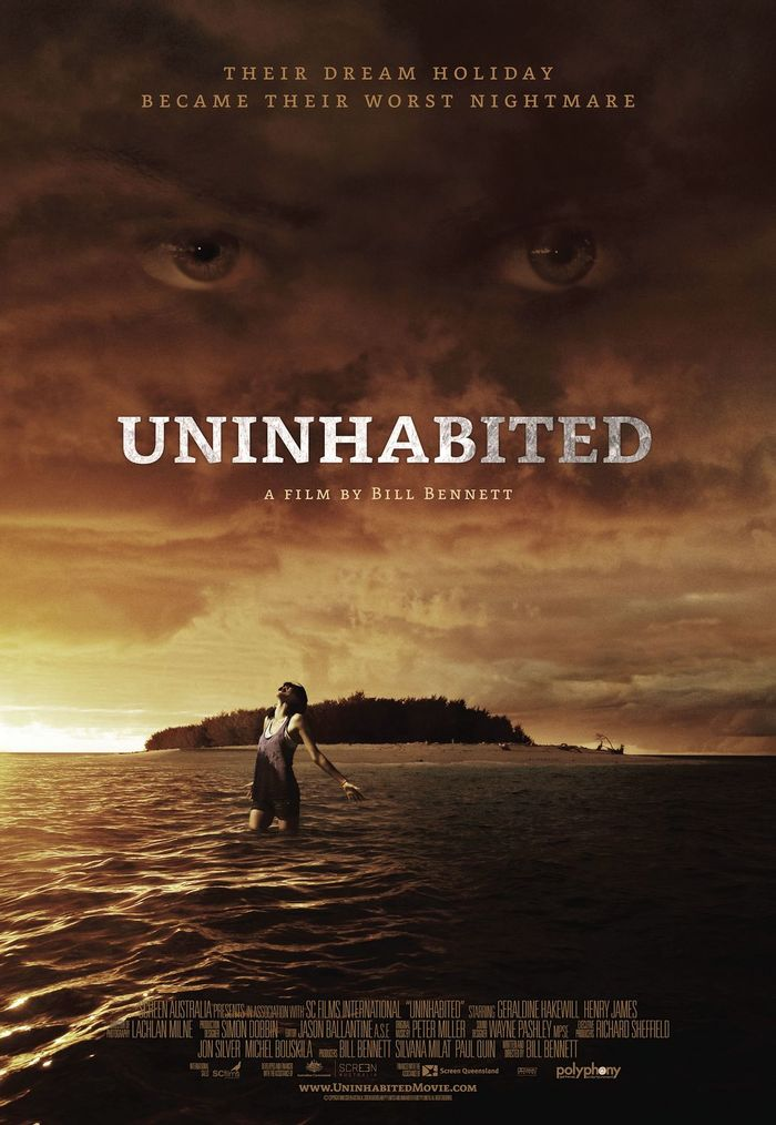 Uninhabited Movie Posters 2