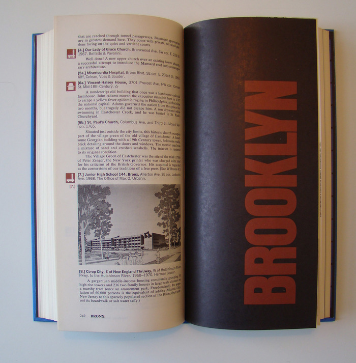 AIA Guide to New York City, 1969 2