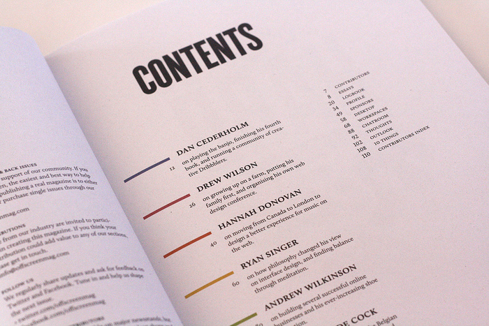 Offscreen Magazine 2012 1