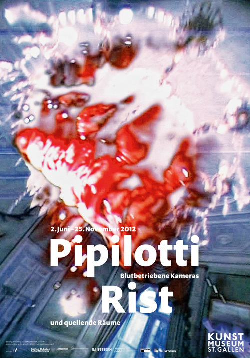 Pipilotti Rist at Kunstmuseum St.Gallen