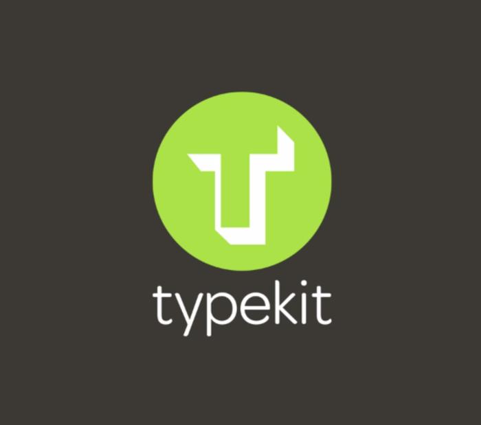 Typekit logo 1