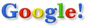 The Google logo in 1998, used until May 30, 1999.