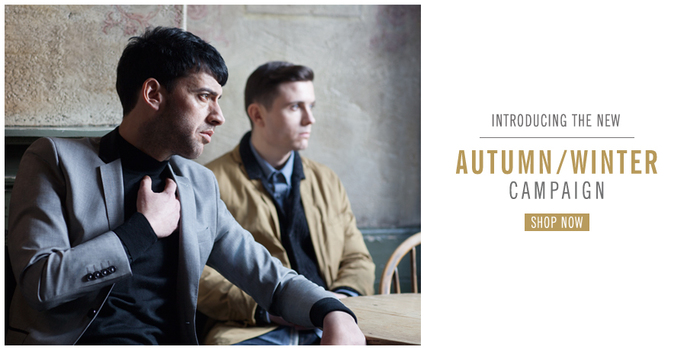 Ben Sherman website 6
