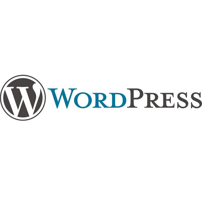 WordPress logo 2