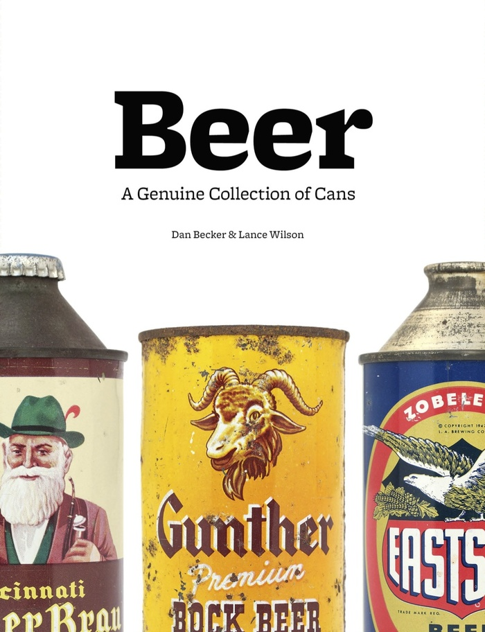Beer: A Genuine Collection of Cans 1