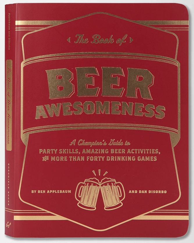 """The Book of Beer Pong"" and ""The Book of Beer Awesomeness"" 1"