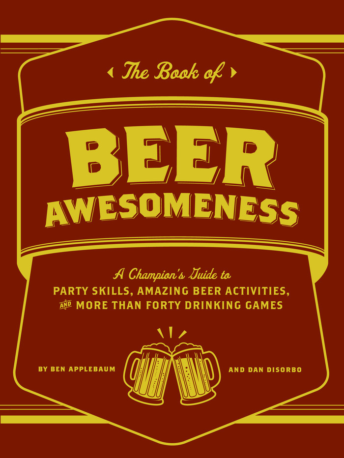"""The Book of Beer Pong"" and ""The Book of Beer Awesomeness"" 2"