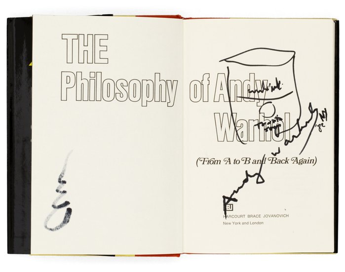 The Philosophy of Andy Warhol 2