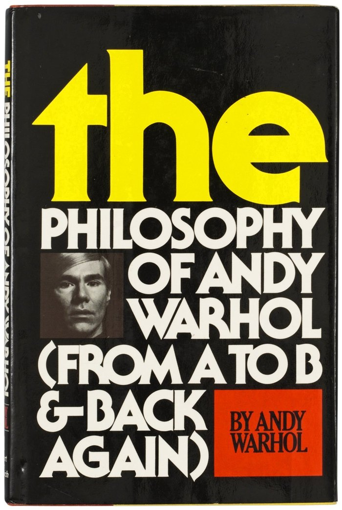 The Philosophy of Andy Warhol 3