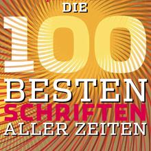 <i>100 Beste Schriften</i> booklet
