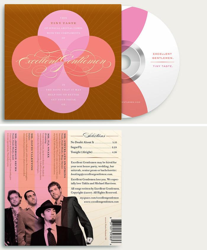 Excellent Gentlemen sampler album