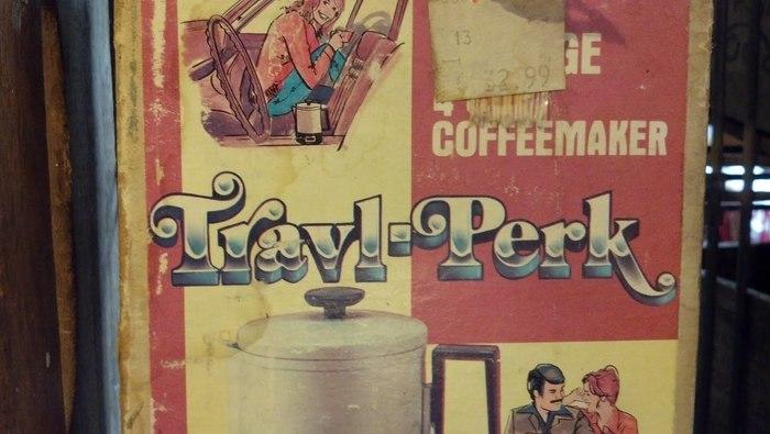 Travl-Perk Coffeemaker 1
