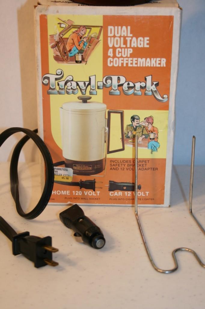 Travl-Perk Coffeemaker 2