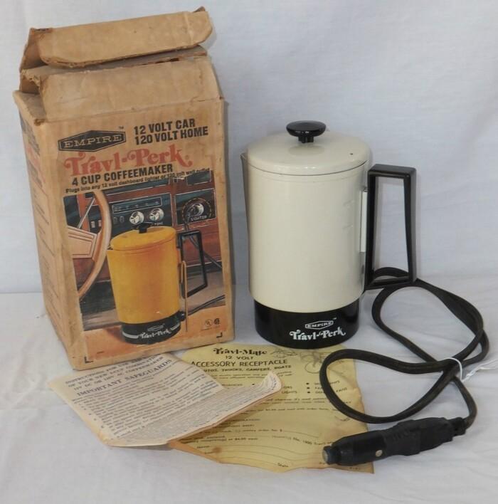Travl-Perk Coffeemaker 3
