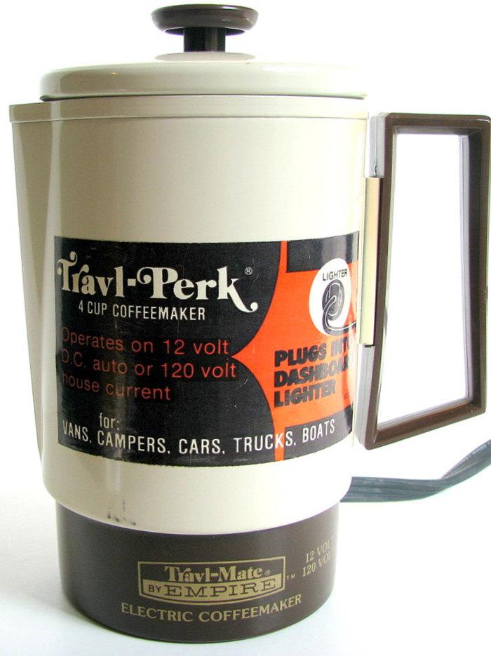 Travl-Perk Coffeemaker 4